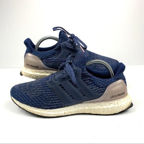 Adidas Ultraboost Mystery Blue Vapor Grey
